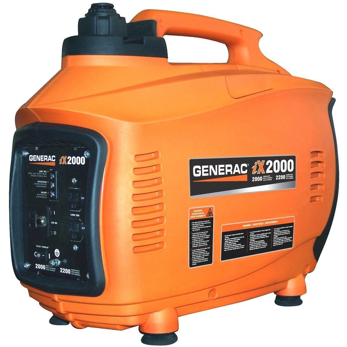 portable inverter generator