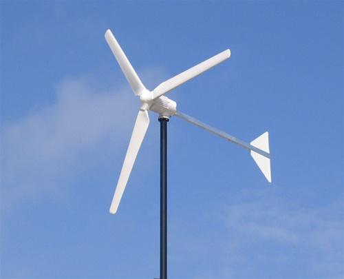 wind turbine portable generator