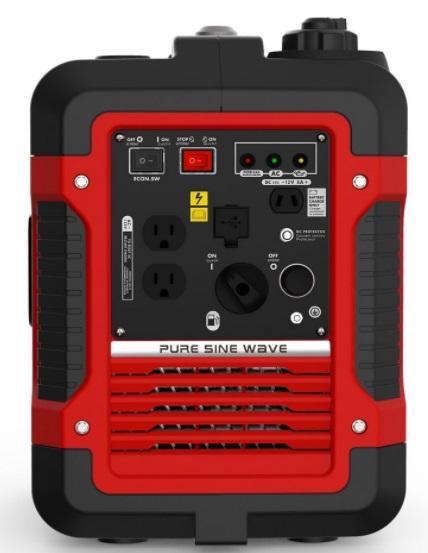 rockpals r2000i 2000 watt inverter generator specifications