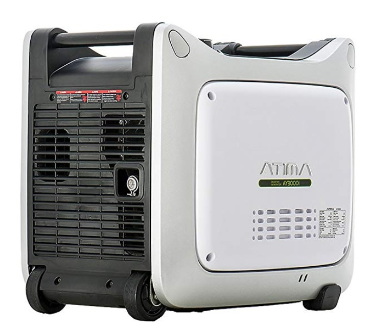 atima ay3000i inverter generator review