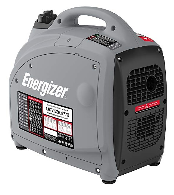energizer ezv2000s portable generator camping rv