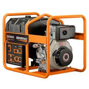 diesel portable generator