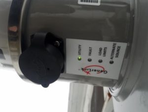 generlink transfer switch installation