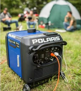 polaris p3000ie for camping rv