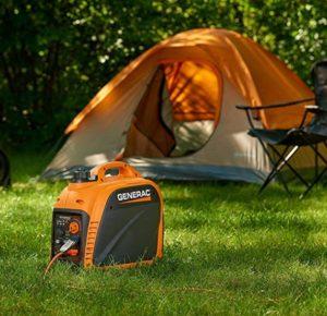 quietest inverter generator for camping rv trailer