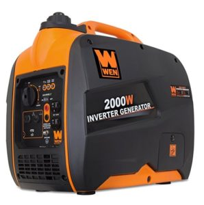 wen 1000 watt quiet inverter generator