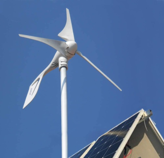 pikasola 400 watt wind turbine review